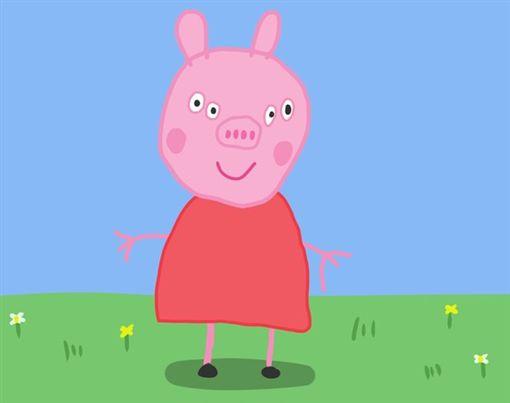 「佩佩豬」正面照首曝光!網友嚇壞:超詭異